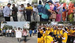 বিএনপির সমাবেশ : রাজশাহীতে হঠাৎ বাস বন্ধ